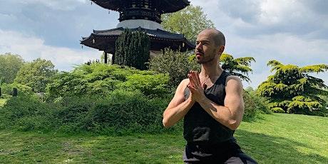 Vinyasa flow yoga Thursdays: Live Online tickets