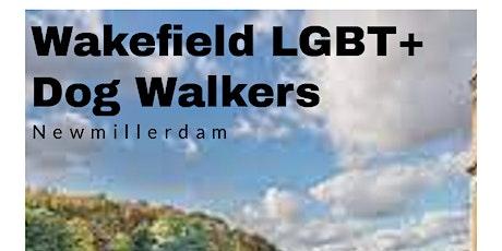 Wakefield LGBT+ Dog Walkers - Newmillerdam tickets
