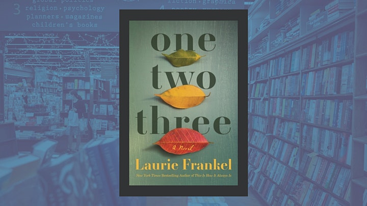 Laurie Frankel with Nicola Griffith: One Two Three image