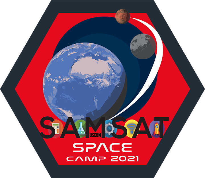 SAMSAT In Person CAMP: Space Exploration image