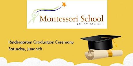 MSS Kindergarten Graduation - Maple Cottage tickets