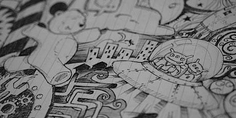 Club de dessin & de journal pour TSAs/ Doodling & Journaling Club  for ASDs tickets