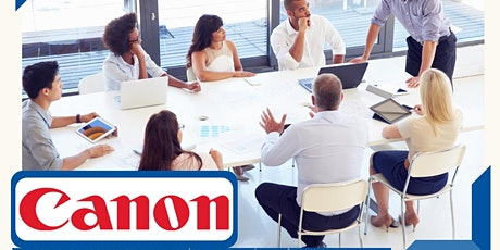 Session d'information :Canon Canada tickets