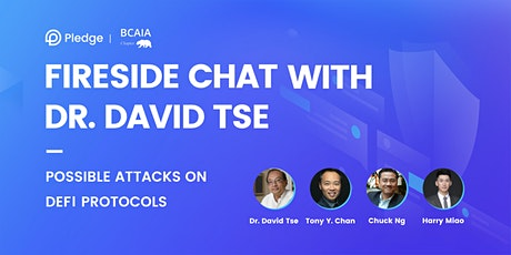 Fireside Chat with Dr. David Tse tickets