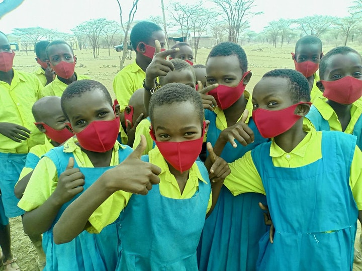 Shop *SOKO* Soho Pop Up Shop for Samburu Student Scholarships! image