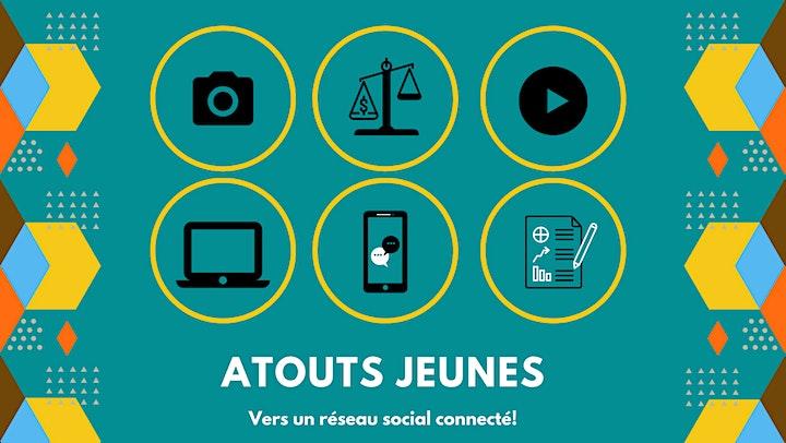 Image de Programme de formations en ligne pour les jeunes  âgés de 17 à 30 ans