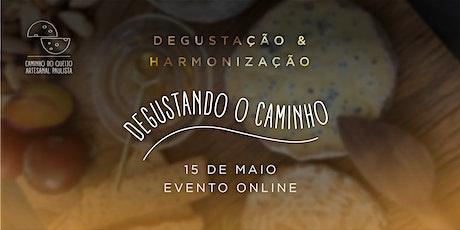 Degustando o Caminho do Queijo Paulista - Maio ingressos
