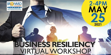 Business Resiliency Virtual Workshop tickets