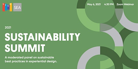 Sustainability Summit biglietti