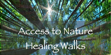 Access To Nature Healing Walk INDIVIDUAL tickets