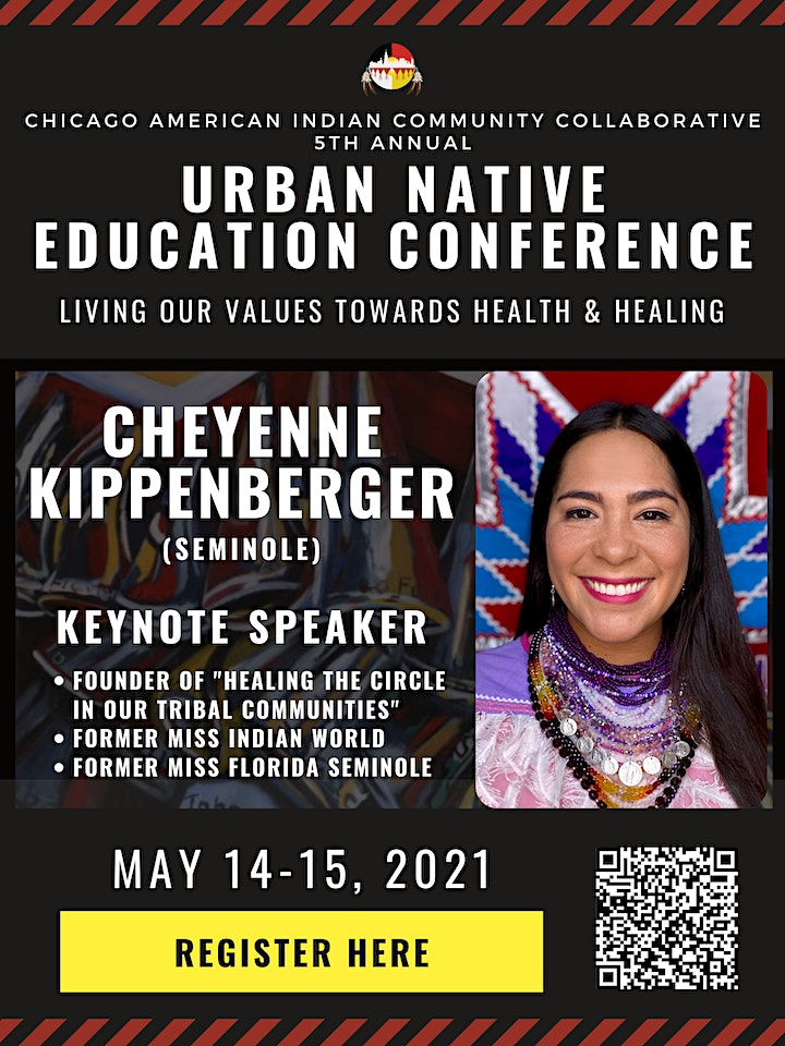 5th Annual Urban Native Education Conference image