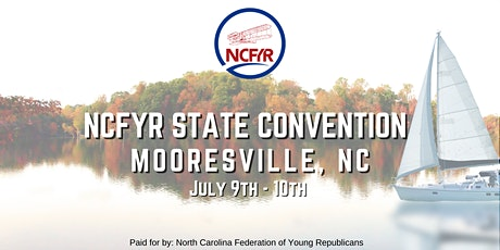 NCFYR 2021 State Convention tickets
