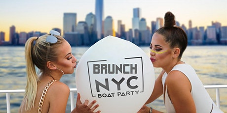 #1 Sunset Brunch Cruise in Manhattan: Memorial Day Weekend in NYC tickets