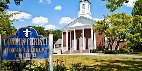 500YOC MASS NOVENA 5 - Corpus Christi Church tickets