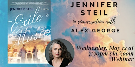 Jennifer Steil in conversation with Alex George tickets