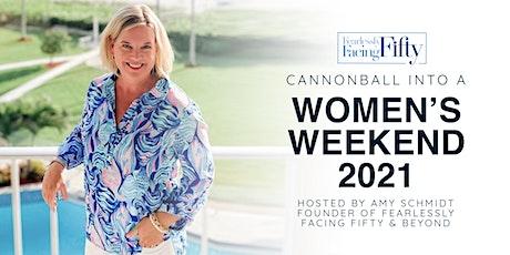 Women's Weekend tickets