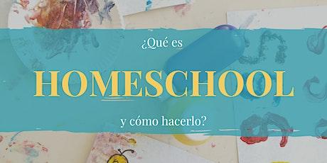 ¿Qué es Homeschool y cómo hacerlo?  Taller Educo y Aprendo entradas