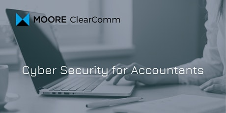 Cyber Security for Accountants tickets