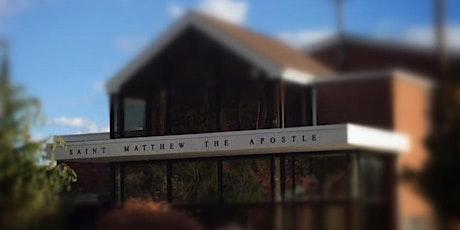 500YOC MASS NOVENA 6 - St Matthew Church tickets
