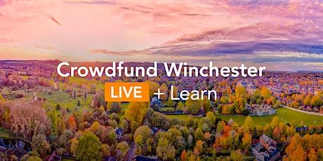 Crowdfund Winchester - How to Crowdfund tickets
