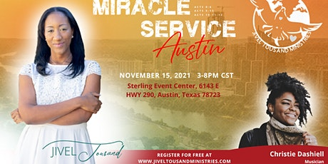 Miracle Service Austin tickets