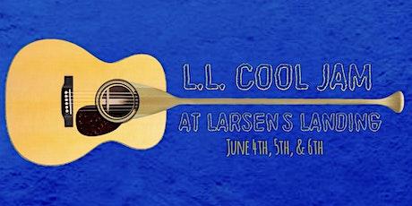 L.L. COOL JAM tickets