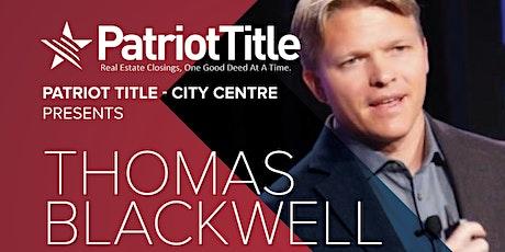 City Center - Thomas Blackwell tickets