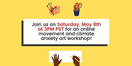 Climate Anxiety Art Workshop tickets