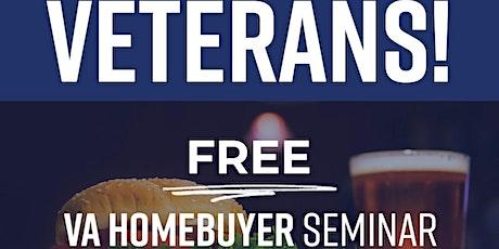 Phoenix Elk's Lodge - Military & Veteran Homebuyer Seminar tickets