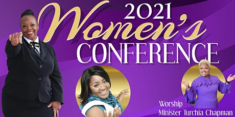 Christ Church of Love Women Conference 2021 tickets