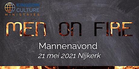 Men on Fire entradas