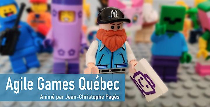 Image de Communautés de pratique - Agile Games Québec #1 et SAFe combinées!