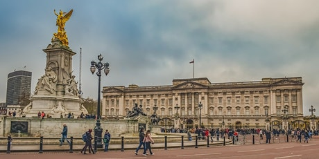 Pomp and Power: a Virtual London Tour tickets