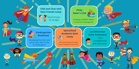 Picky Eaters Camp - June 15 - July 2 and July 13 - July 29, 2021 tickets