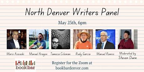 North Denver Writers Panel tickets