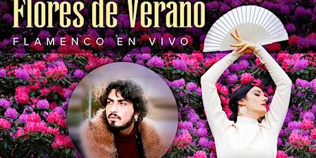 Flores de Verano, Flamenco en Vivo Ilwaco tickets