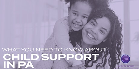 What You Need to Know About Child Support in Pennsylvania tickets