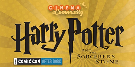 Cinema in the Community presents Harry Potter and the Sorcerer's Stone tickets