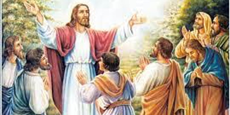 5pm Vigil Mass VI Sunday of Easter 2021 tickets