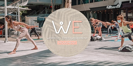 WE Movement YOGA-SCULPT, MEDITATION, SOUND BATH, HEALTHY CHEF CREATED MEAL tickets