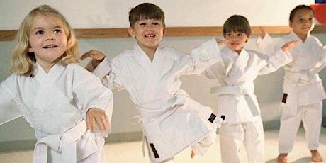 West Wichita Free Preschool Martial Arts Beginners Workshop tickets