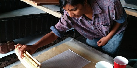 Papermaking by Hand in India tickets