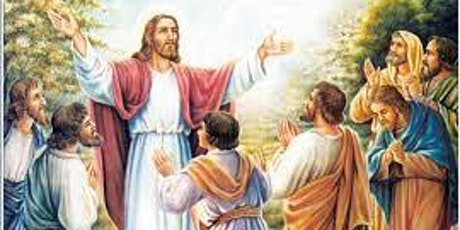 6pm Vigil Mass VI Sunday of Easter 2021 tickets
