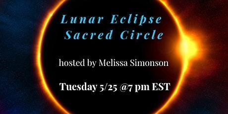 Sagittarius Lunar Eclipse Sacred Circle tickets