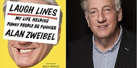 (Online) Pop-Up Book Group with Alan Zweibel: LAUGH LINES tickets