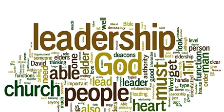 "What does ""Biblical Leadership"" look like? tickets"