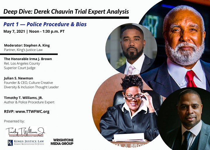 Deep Dive: Derek Chauvin Trial Expert Analysis - Part 1 image