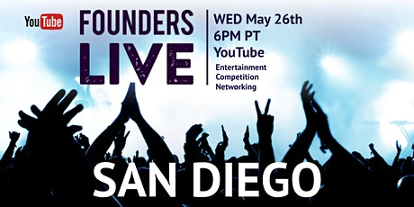 Founders Live San Diego tickets
