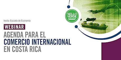 Sello verde: Agenda para el comercio internacional en Costa Rica entradas