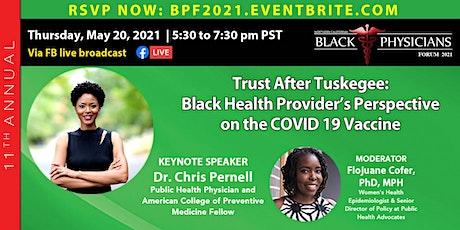 11th Annual Virtual Black Physicians Forum tickets
